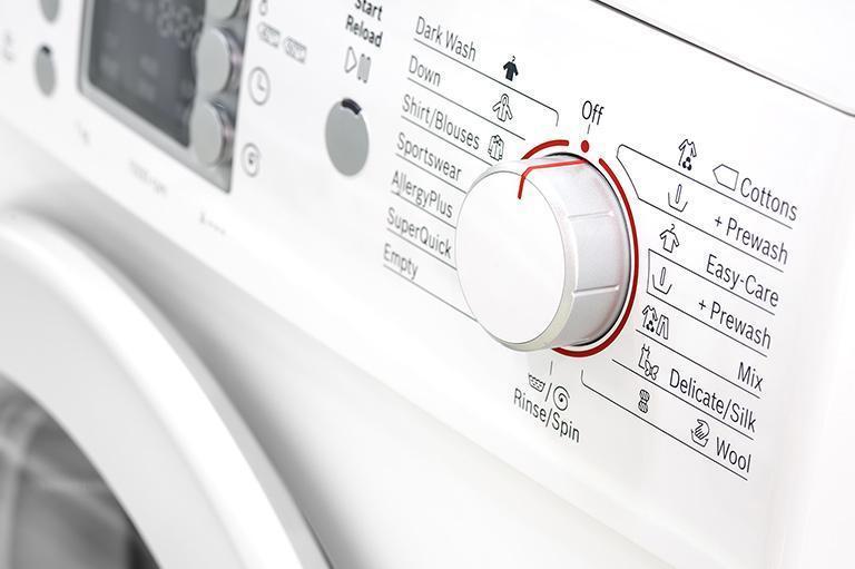 włącznik pralki